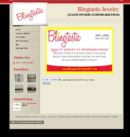 Blingtasic Jewelry