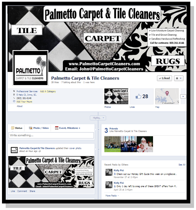 Palmetto Carpet and Tile Cleaners