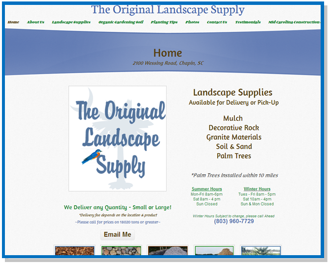 The Original Landscape Supply